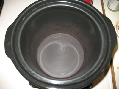 how to use a slow cooker liner