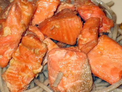 Sweet Sockeye Salmon