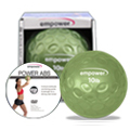 Empower Fitness 10lb Fingertip Grip Medicine Ball