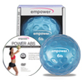 Empower Fitness 6lb Fingertip Grip Medicine Ball