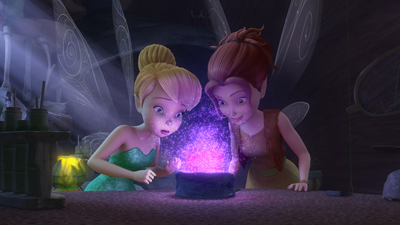 Tinkerbell and Zarina