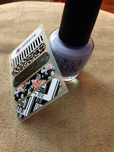 Jamberry Vs Opi Putting Pretty Nail Options To The Test Crunchymetromom