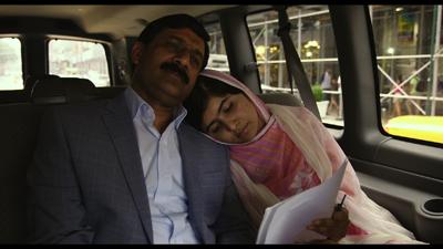 Zaiuddin and Malala