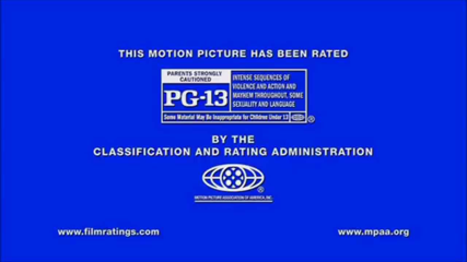 PG-13 rating