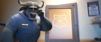 Chief Bogo (Idris Elba)