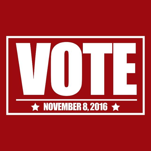 Vote November 8, 2016
